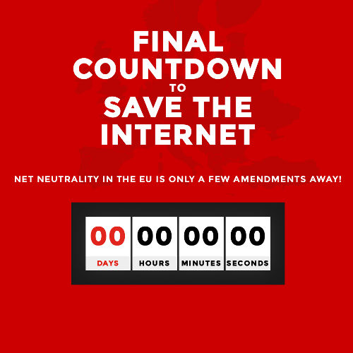 save the internet protect net neutrality in europe archive